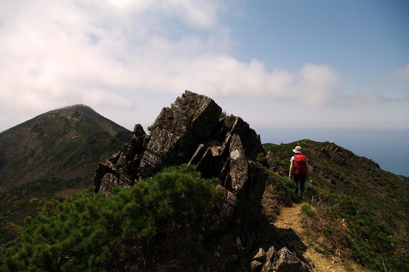 19かんらん岩とアポイ山頂.jpg